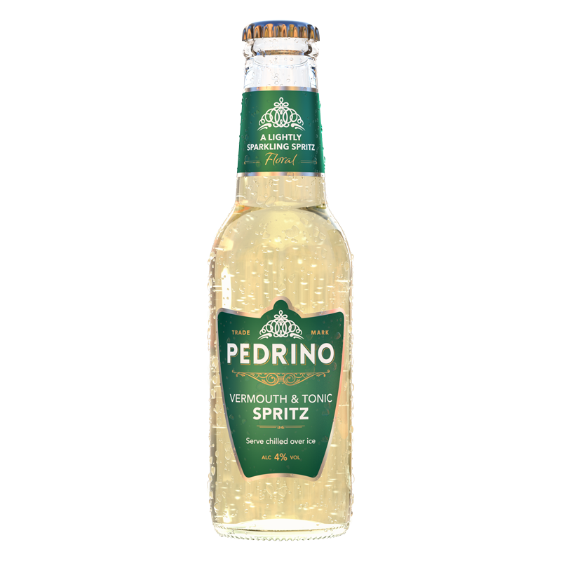 Pedrino Vermouth & Tonic Spritz. Shop