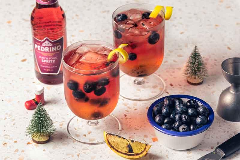 Gin Spritz Ruby