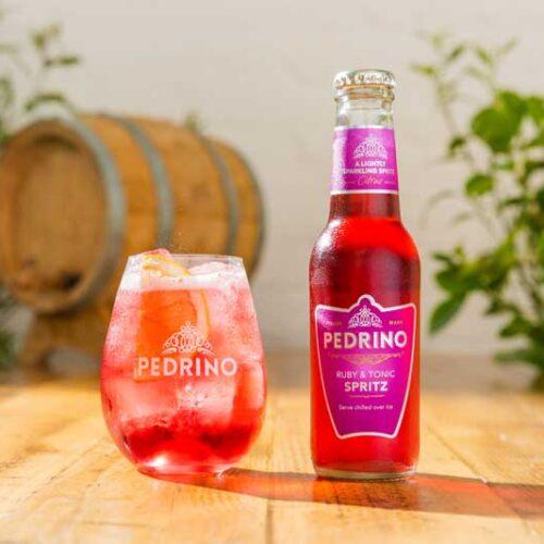 Pedrino Ruby & Tonic Spritz