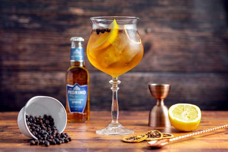Mediterranean G&T Sherry