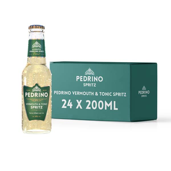 Pedrino Spritz Mixed Pack. Shop