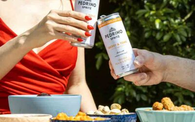 Pedrino Spritz. Sherry Can. Product Launch