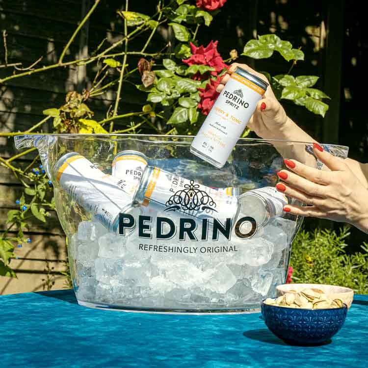Pedrino Spritz Sherry Can
